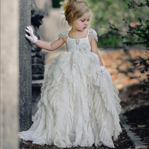 Dollcake Dresses Frothy Frock Girlskids Dress Poshmark